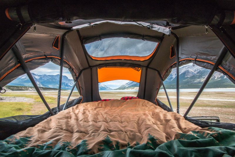 Treeline Outdoors Roof-Top Tent