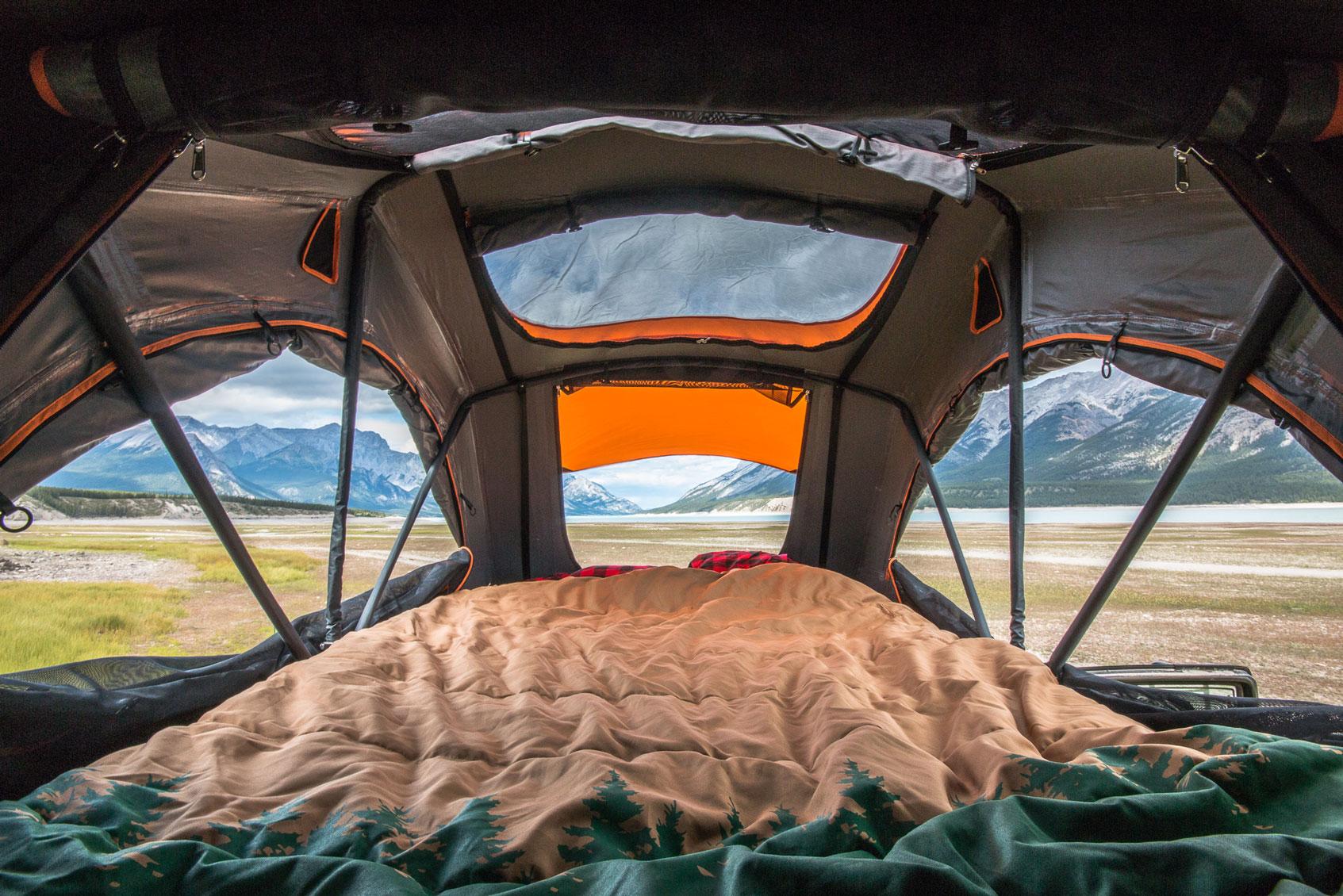 Treeline Outdoors Roof-Top Tent