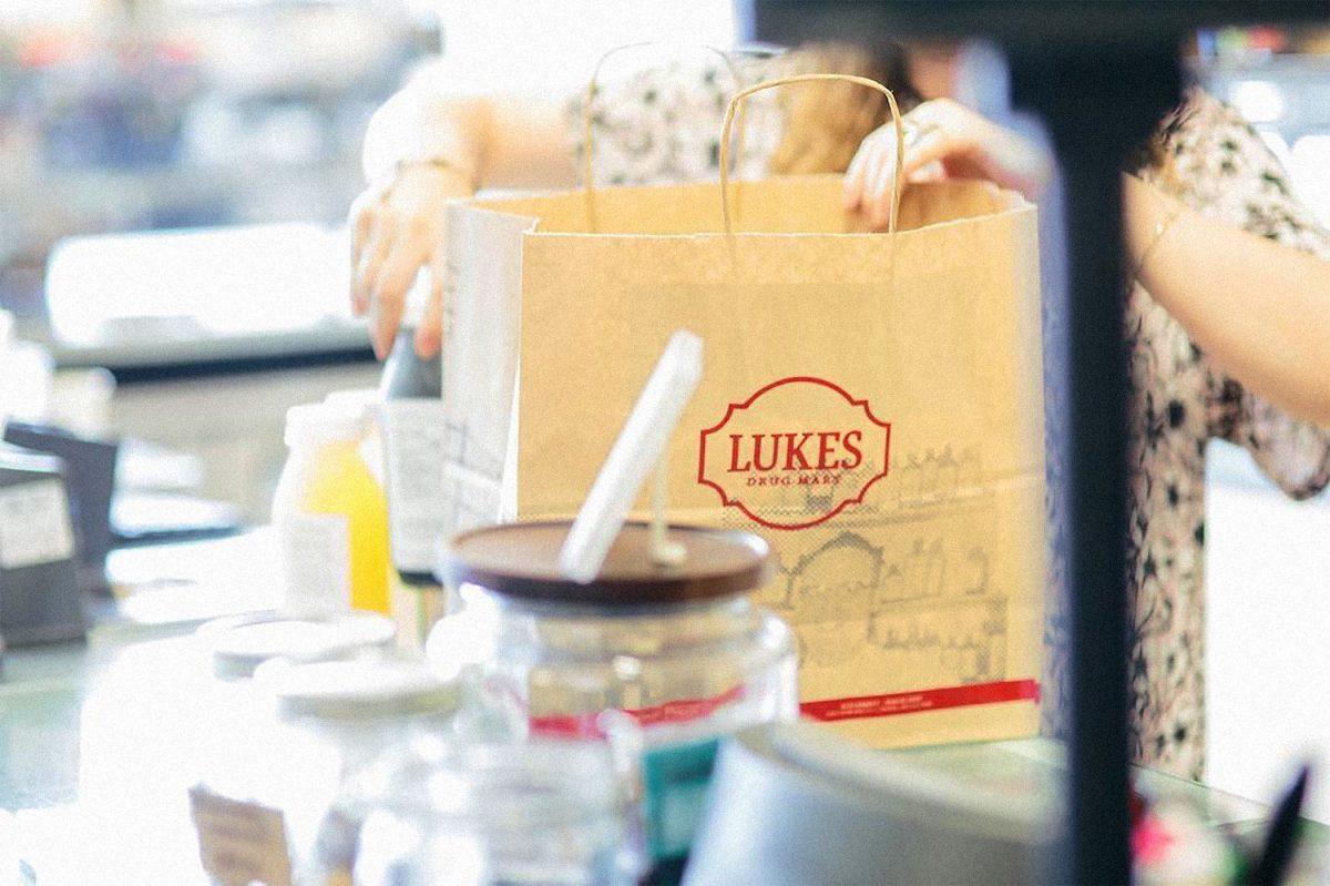 Lukes - Design by Hank White Co