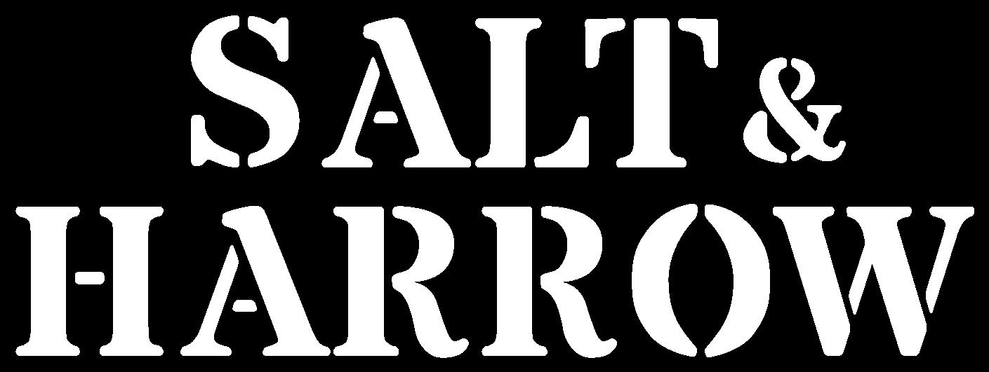 Salt and Harrow - Branding by Hank White Co